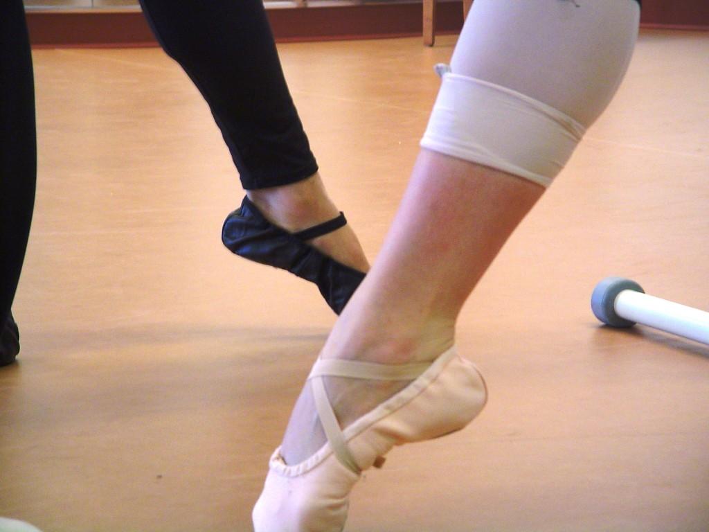 Screening in a Dance Wellness Program